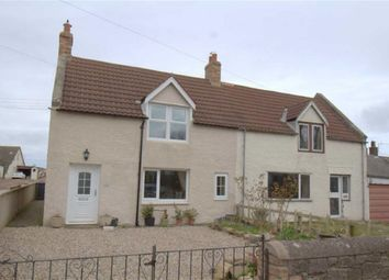 Thumbnail 2 bed semi-detached house for sale in Main Street, Lowick, Berwick-Upon-Tweed