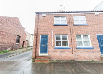 Thumbnail 2 bed end terrace house for sale in Mill Terrace, Greatham, Hartlepool