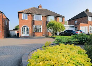Old Lode Lane, Solihull B92. 3 bed semi-detached house