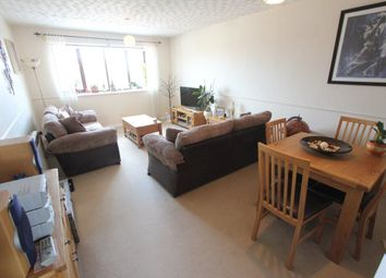 Thumbnail 1 bed flat to rent in Vicarage Court, Earl Shilton, Leicester