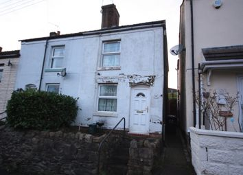 Thumbnail 1 bed end terrace house for sale in Alderhay Lane, Rookery, Stoke-On-Trent