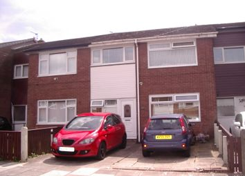 Thumbnail 3 bed town house for sale in Hatfield Close, Sutton Heath, St Helens