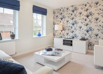 "Thumbnail 4 bed terraced house for sale in ""Helmsley"" at Greenkeepers Road, Biddenham, Bedford"