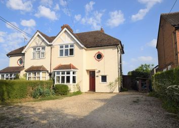 Thumbnail 3 bed semi-detached house for sale in Chinnor Road, Bledlow, Princes Risborough