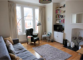 Thumbnail 1 bed flat to rent in Lynn Road, London
