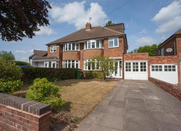 Thumbnail 4 bed semi-detached house for sale in Quicksand Lane, Aldridge, Walsall