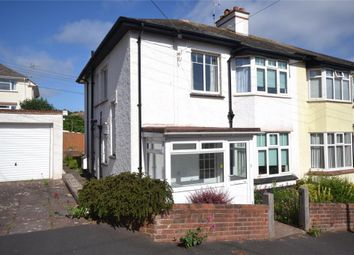Thumbnail 3 bed semi-detached house for sale in Redhills, Budleigh Salterton, Devon