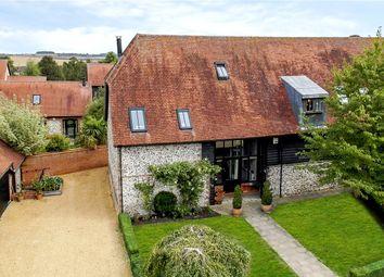 Thumbnail 5 bed barn conversion for sale in Lower Farm Barns, High Street, Barley, Royston