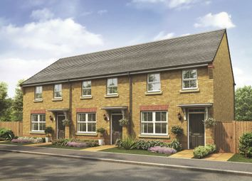 "Thumbnail 3 bed terraced house for sale in ""Archford"" at Burnby Lane, Pocklington, York"