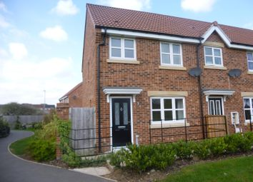 Thumbnail 2 bed end terrace house to rent in Pinter Lane, Gainsborough