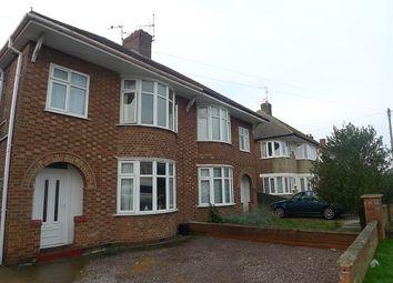 Thumbnail 3 bed semi-detached house for sale in Newark Avenue, Peterborough, Cambridgeshire.