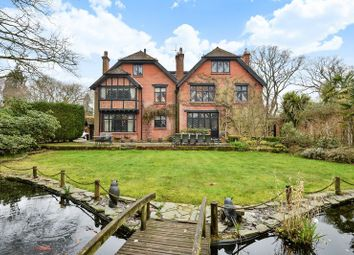 Thumbnail 9 bed detached house for sale in Lockhams Road, Curdridge, Southampton