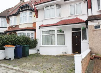 Thumbnail 3 bed terraced house for sale in Woodlands Avenue, Finchley Central