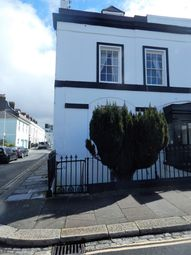 Thumbnail 1 bed flat to rent in Athenaeum Street, Plymouth
