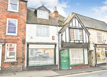 Thumbnail 4 bed terraced house for sale in Port Street, Evesham, Worcestershire