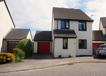 Thumbnail 3 bed detached house for sale in Cedars Park, Barnstaple