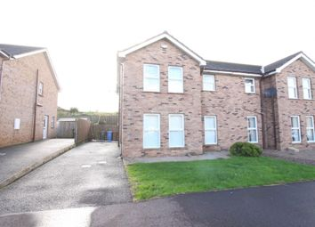 Thumbnail 3 bed semi-detached house for sale in Blackthorn Rise, Larne
