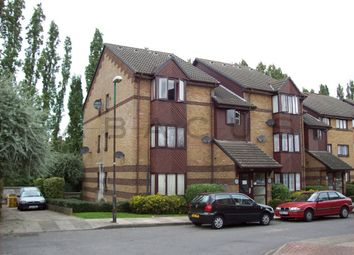 Thumbnail 1 bedroom flat for sale in Harp Island Close, Neasden