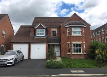Thumbnail 4 bed detached house for sale in Heys Hunt Avenue, Leyland, Lancashire