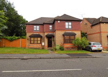 Thumbnail 4 bedroom detached house to rent in Carnation Drive, Bracknell