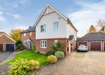 Thumbnail 3 bed semi-detached house for sale in Busbridge Close, East Malling, West Malling