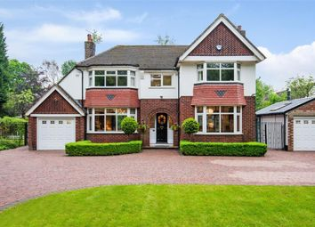 Thumbnail 4 bedroom detached house for sale in Cavendish Road, Eccles, Manchester