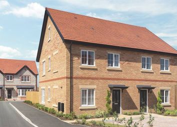 """Thumbnail 3 bedroom semi-detached house for sale in """"Plot 5"""" at Lewes Road, Ringmer, Lewes"""