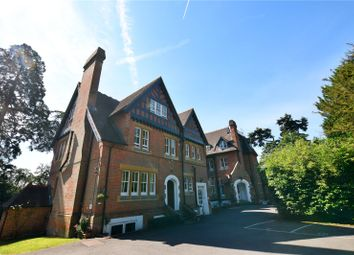 Thumbnail 1 bed flat to rent in Longdown Lodge, Crowthorne Road, Sandhurst, Berkshire