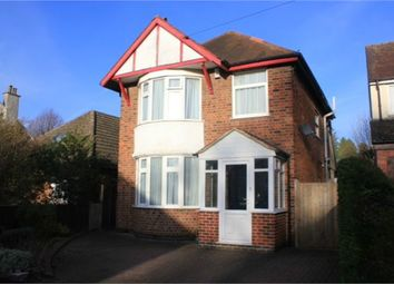 Thumbnail 4 bed detached house to rent in Warren Road, Hillmorton, Warwickshire