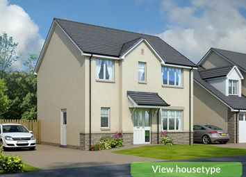 Thumbnail 4 bedroom detached house for sale in Plot 8 & Plot 39, Carnock Road, Dunfermline