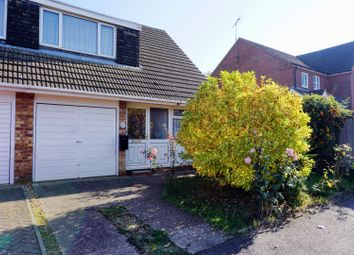 Thumbnail 3 bed semi-detached house for sale in Liddington Way, Northampton