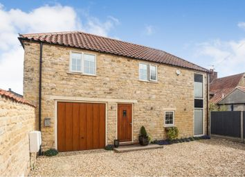 Thumbnail 4 bed detached house for sale in Silver Street, Branston