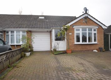 Thumbnail 2 bed semi-detached bungalow for sale in Fishers Lane, Heswall, Wirral