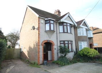 Thumbnail 3 bed semi-detached house for sale in Worthing Road, Littlehampton, West Sussex