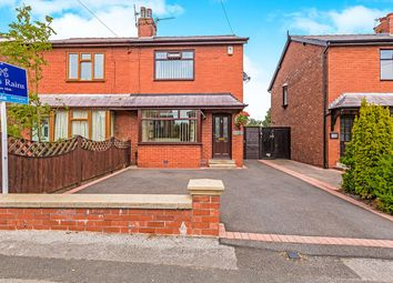 Thumbnail 2 bed semi-detached house for sale in Slater Lane, Leyland