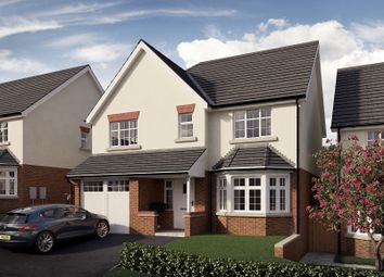 Thumbnail 4 bed detached house for sale in Parc Y Dderwen, Alltacham Drive, Pontardawe