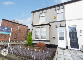 Thumbnail 4 bed end terrace house for sale in Dumers Lane, Bury, Greater Manchester