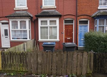 Thumbnail 2 bedroom terraced house for sale in Primrose Avenue, Poplar Road, Birmingham