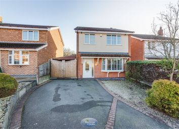 Thumbnail 3 bed detached house for sale in Ashley Court, Worksop, Nottinghamshire
