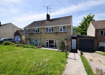 Thumbnail 3 bedroom semi-detached house for sale in Fishers Way, Kingscourt, Stroud