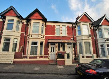 Thumbnail 3 bed terraced house for sale in Cosmeston Street, Cathays, Cardiff
