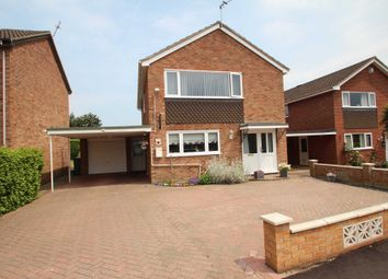 Thumbnail 4 bed detached house for sale in Danesbower Close, Blofield, Norwich