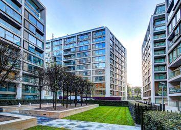 Thumbnail 1 bed flat for sale in Benson House, 375 Kensington High Street, London