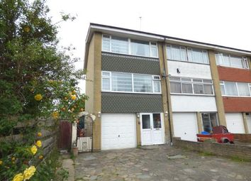 Thumbnail 4 bedroom end terrace house for sale in Petworth Way, Hornchurch