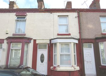 Thumbnail 2 bed terraced house for sale in Calthorpe Street, Garston, Liverpool