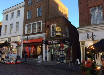 Thumbnail Retail premises to let in High Street 64, Guildford, Surrey