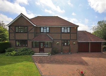 Thumbnail 5 bed detached house for sale in Chequers Road, Goudhurst, Kent