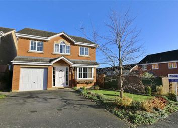 Thumbnail 4 bed detached house for sale in Laurel Drive, Stockton, Warwickshire