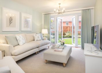 "Thumbnail 3 bed end terrace house for sale in ""Barton"" at Texan Close, Warton, Preston"