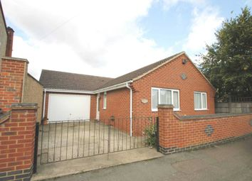 Thumbnail 2 bed detached bungalow to rent in Purvis Road, Rushden